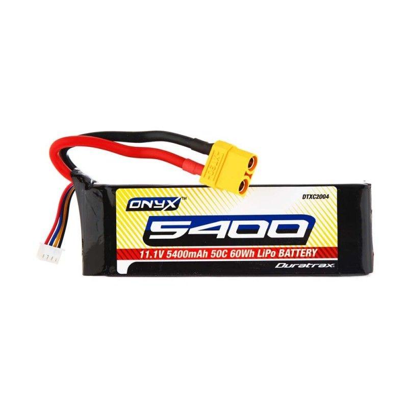 Onyx LiPo 3S 11.1V 5400 50C XT90 Arrma Nero