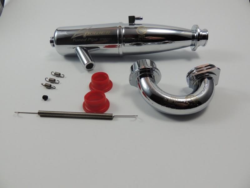 S6 Auspuffsystem EFRA 2101