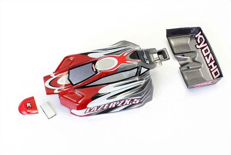 Mini-Z Buggy Karosserie LAZER