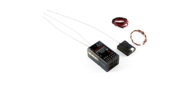 AR9320T 9-Kanal Carbon Telemetrie-Empfänger