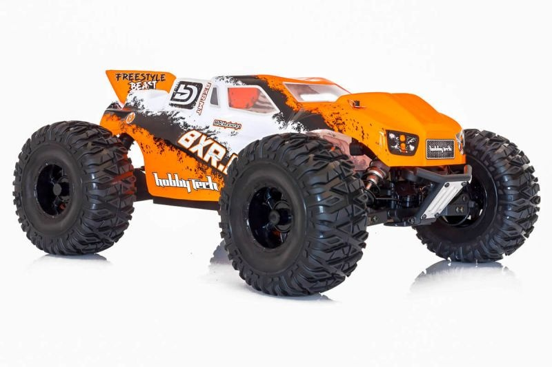 BXR.MT Brushless 4WD Monster Truck 1/10 XL 2,4GHz RTR
