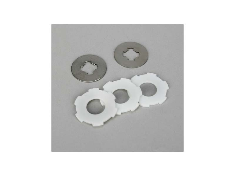 Slipper Pads & Plates: LST, LST2, AFT, MGB