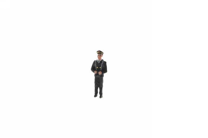 Leutnant Bundesmarine M1:36 Figur