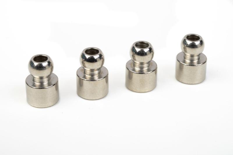 Stahl Kugelkopf 5.8mm für Stabilisator 1/8 Shogun (4)