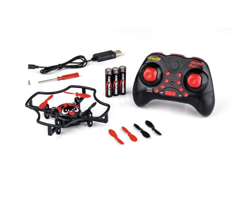 X4 Mini Quadrocopter Angry Bug 2,4GHz 100% RTF