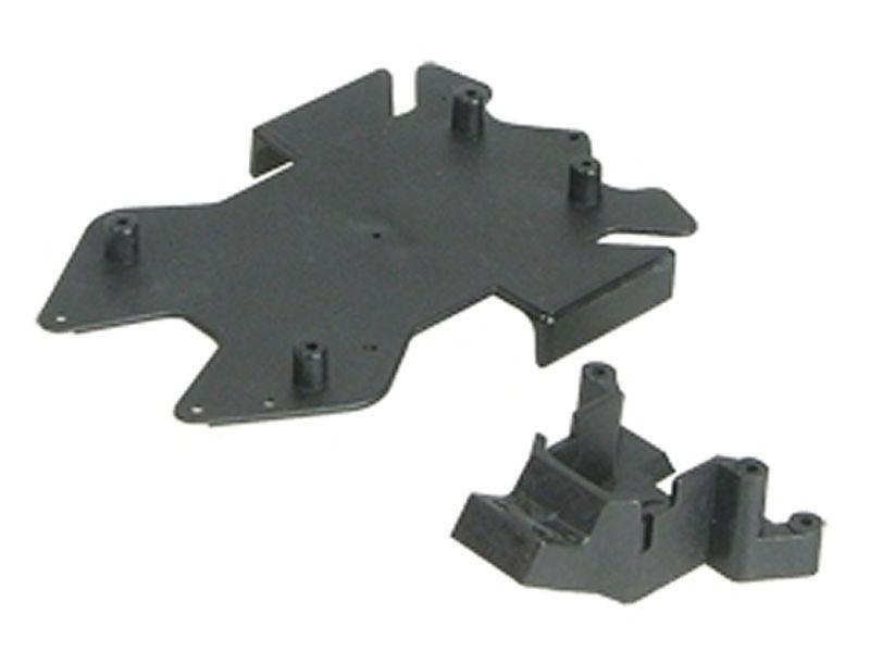 Kunststoff Front-Bulkhead für Losi Micro-T