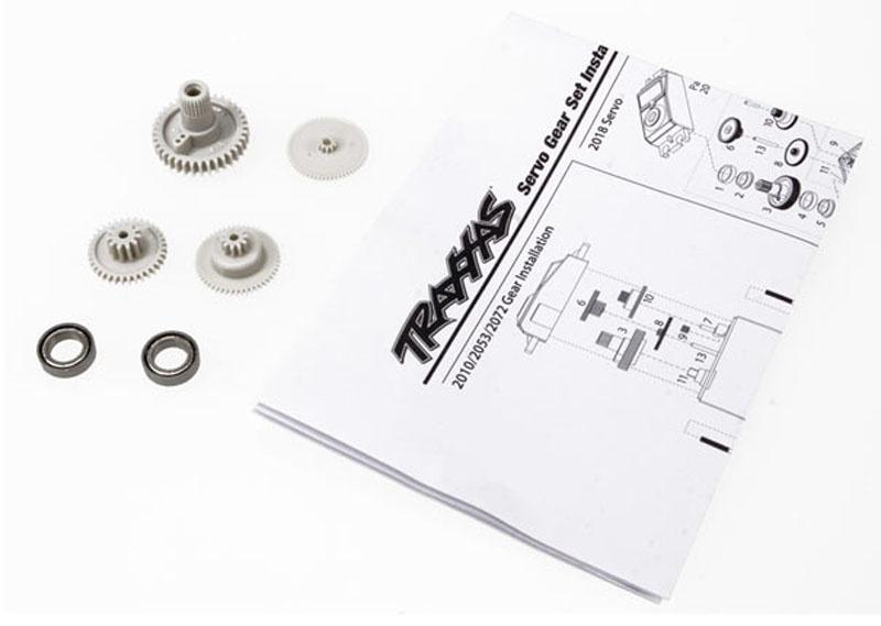 Getriebe-Set für 2070, 2075