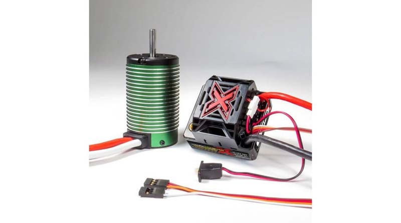 MAMBA Monster X 1/8 Brushless Combo 2650KV Motor waterproof