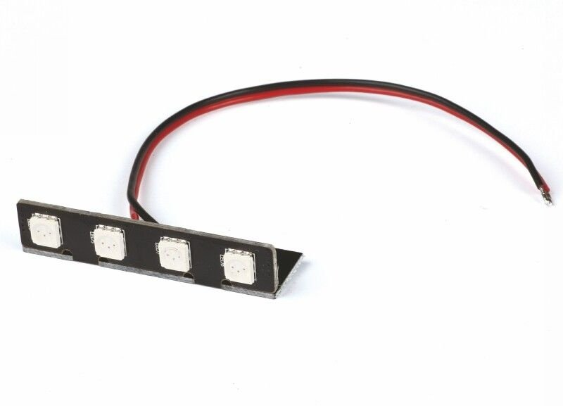 Hintere rote LED, PCB, für Race Copter Alpha 250Q