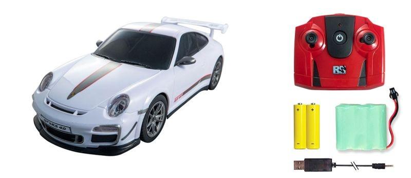 Porsche 911 GT3 RS RC-Car 1/24 2,4GHz RTR in weiß
