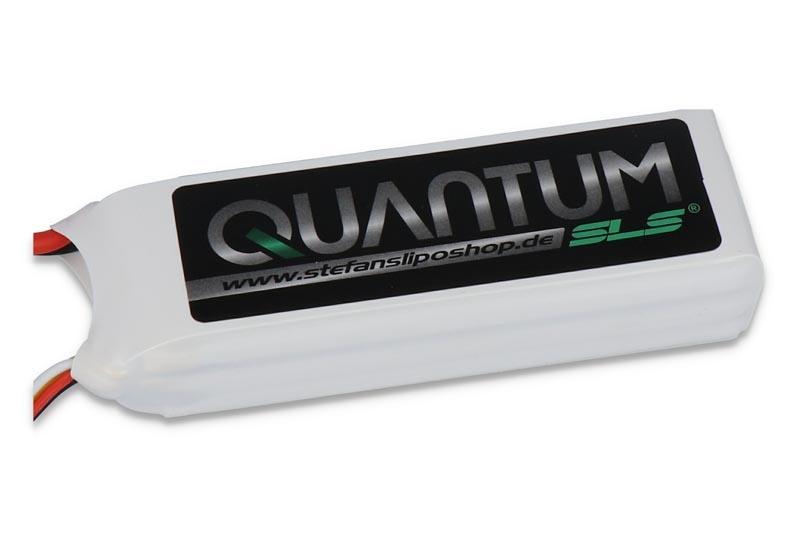 SLS Quantum 1800mAh 3S1P 11,1V 30C/60C