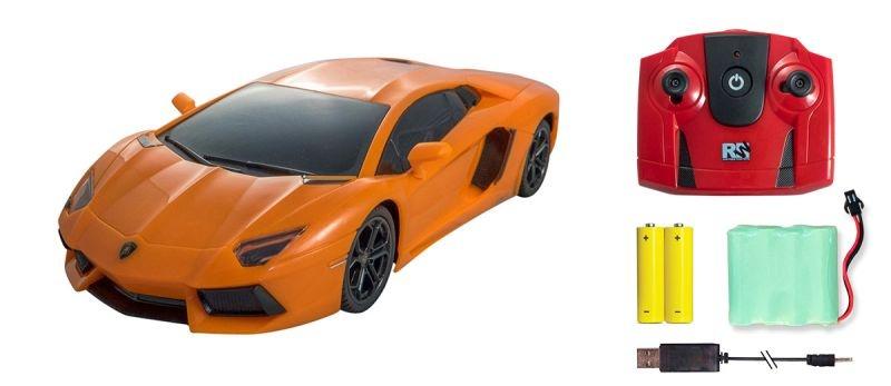 Lamborghini Aventador LP 700-4 RC-Car 1/24 2,4GHz RTR orange