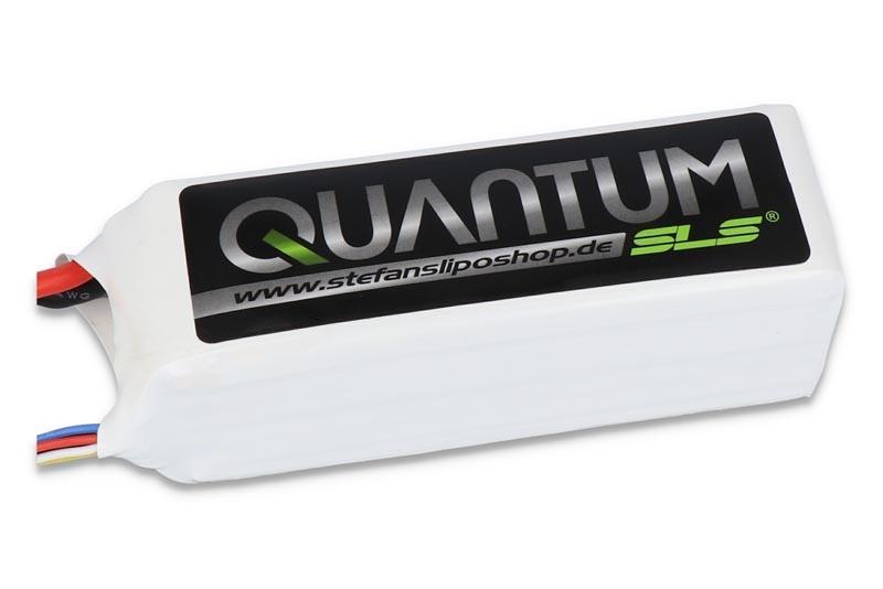SLS Lipo Quantum 3700mAh 6S1P 22,2V 40C/80C