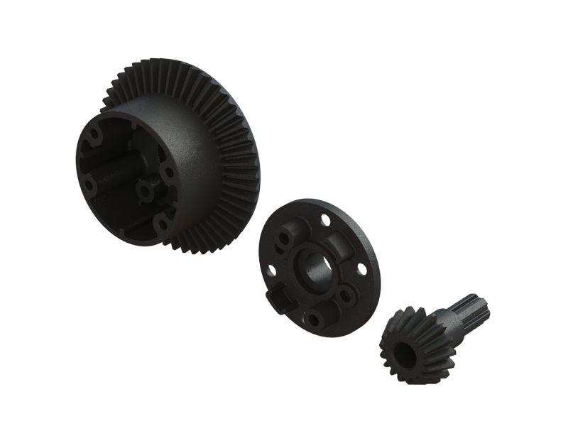 AR310802 Diffgehäuse, Hauptzahnrad für Granite 4x4