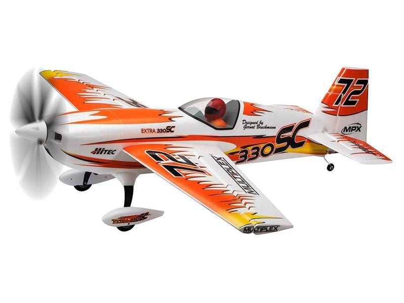 RR Extra 330 SC orange Kunstflugzeug