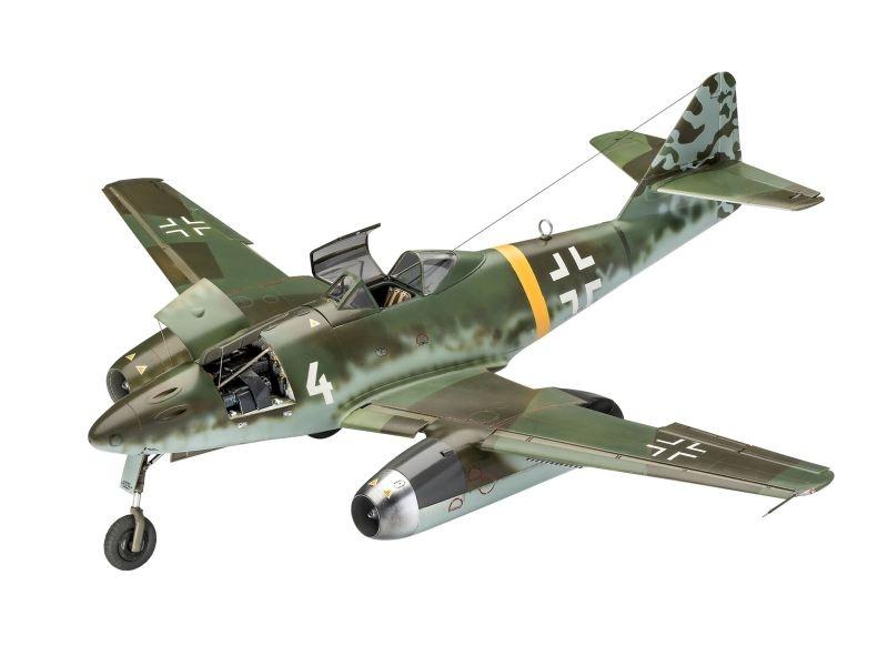 Messerschmitt Me 262 A-1/A-2 Jetfighter 1:32