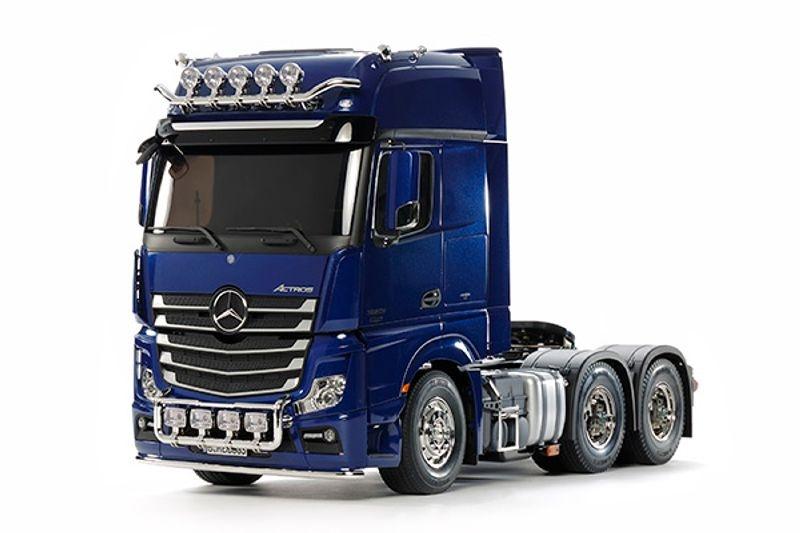 Mercedes Benz Actros 3363 Giga Space 6x4 RC Bausatz 1:14