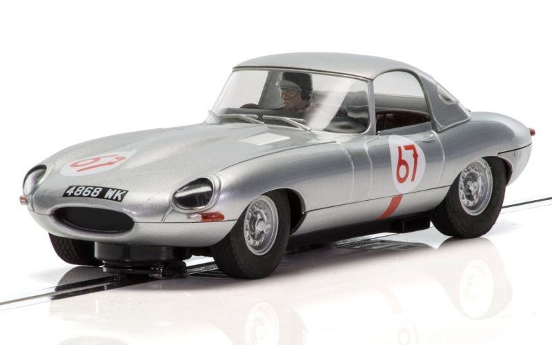 Jaguar E-Type - Nürburgring 1,000km 1963  Slotcar 1:32
