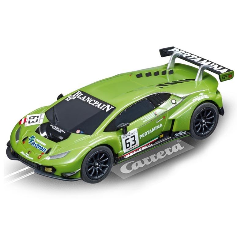 GO!!! Lamborghini Huracán GT3 No.63