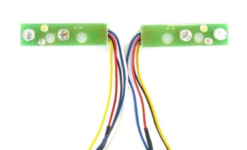MAN LED-Rücklichtplatine 7,2V 1:14