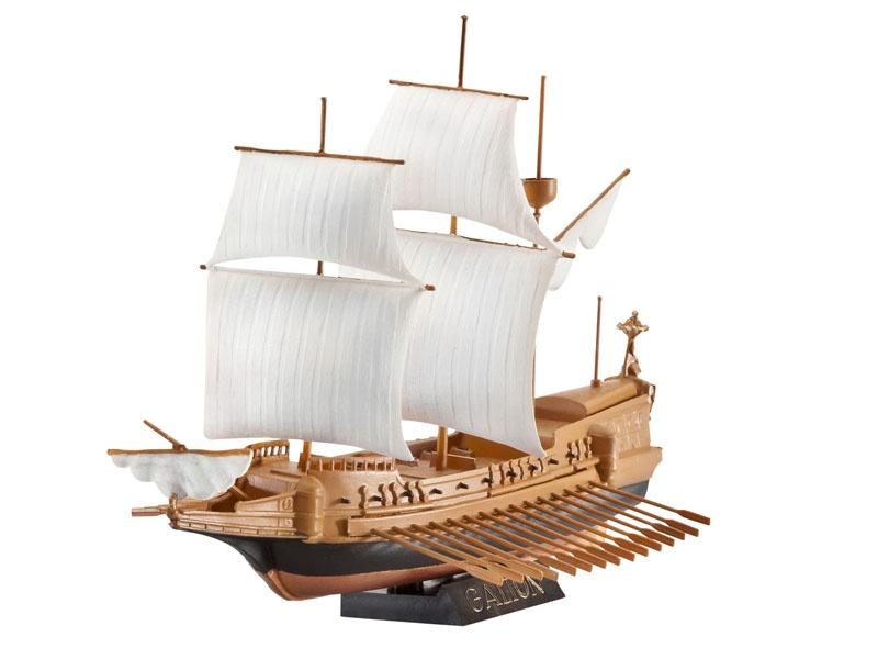 Spanish Galleon 1:450