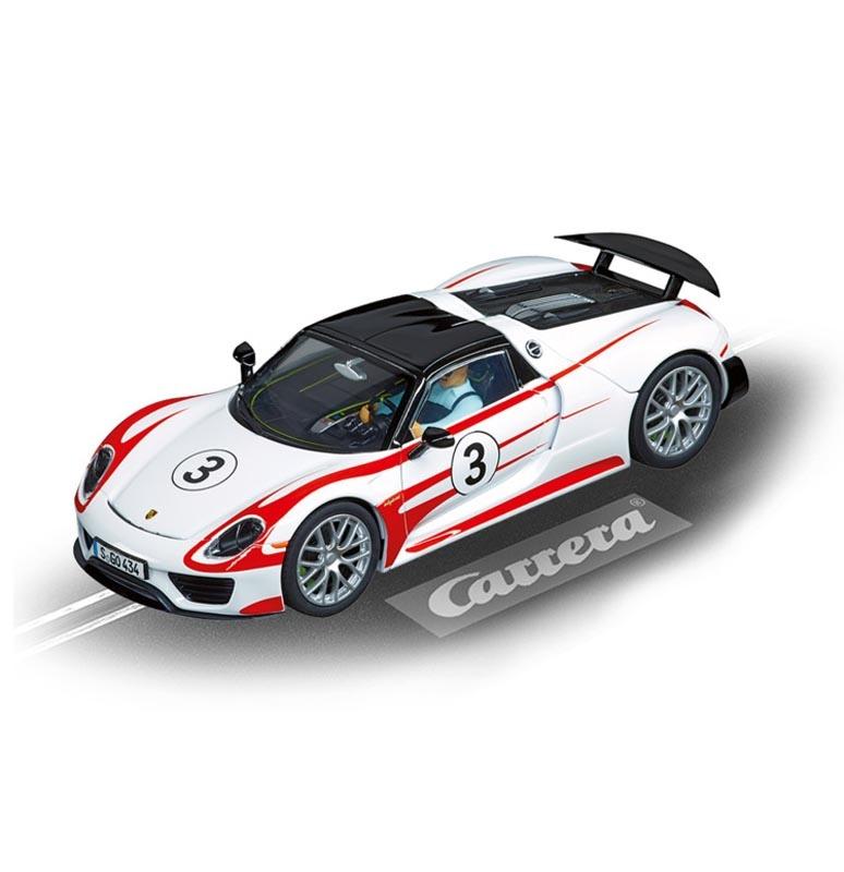 Digital 132 Porsche 918 Spyder, No.03