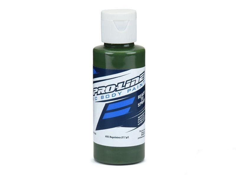 RC Body Paint - Mil Spec grün Airbrush Farbe 60ml