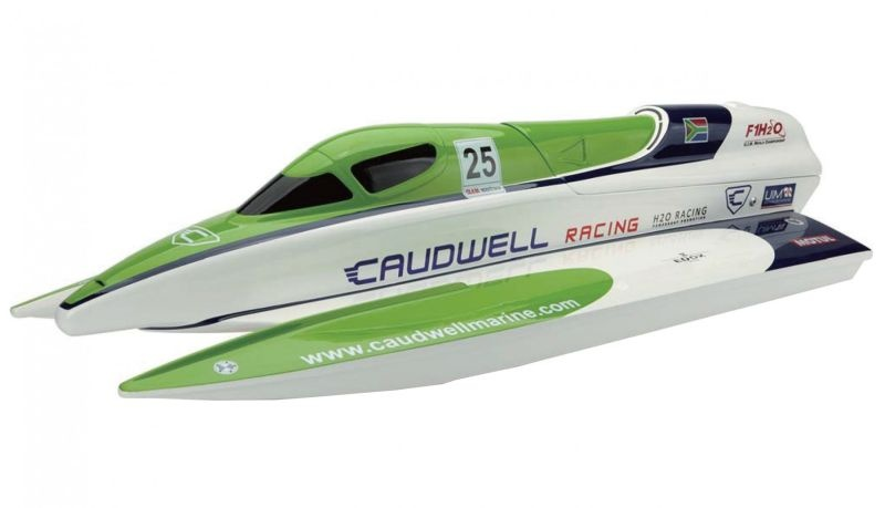 Caudwell Brushless F1 Raceboat ARTR