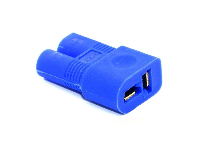 Adapter - Kompakte Version - Deans-Stecker zu EC3 Stecker