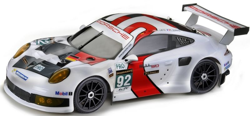 GR8LE 4WD RTR BL 1:8 Porsche 911