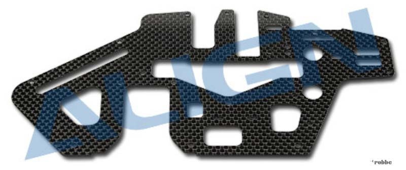 V2 Chassis Seitenteil Carbon / 1.2mm
