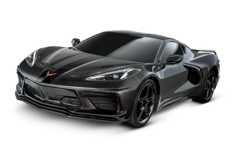 Corvette Stingray 4TEC 3.0 4WD Tourenwagen 1:10 schwarz