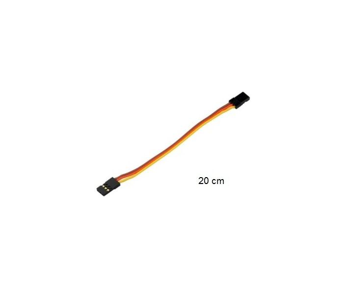 Graupner / JR Patchkabel 20cm