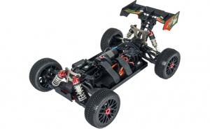 Virus 4.1 1/8 Buggy 4WD 4S Brushless 2,4GHz 100% RTR