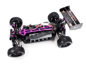 Booster Buggy Brushed 4WD 1:10, RTR Akku/Lader