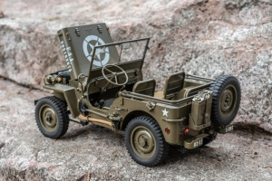 1941 Willys MB Scaler 1:12 - Crawler RTR 2.4GHz