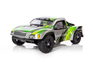 STADIUM RACER 1:12 2,4GHZ RTR (7,4V LiPo and charger) GREEN