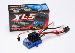 TRAXXAS XL-5 Regler waterproof