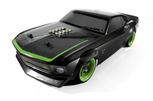 RS4 Sport 3 1969 Ford Mustang 4WD Drifter 1/10 2,4GHz RTR
