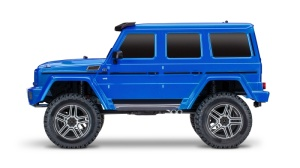 TRX-4 Mercedes G500 4x4 1/10 Scale & Trail Crawler RTR blue