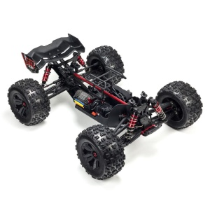 KRATON 6S BLX 4WD Brushless Speed Monster Truck RTR, rot